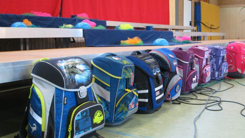 Einschulungen – wir begrüßen unsere neuen Schülerinnen und Schüler